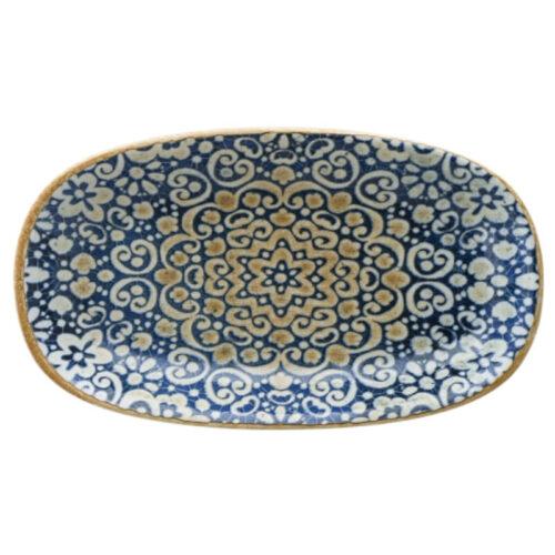 Tallrik Oval Bonna Alhambra 34x19cm