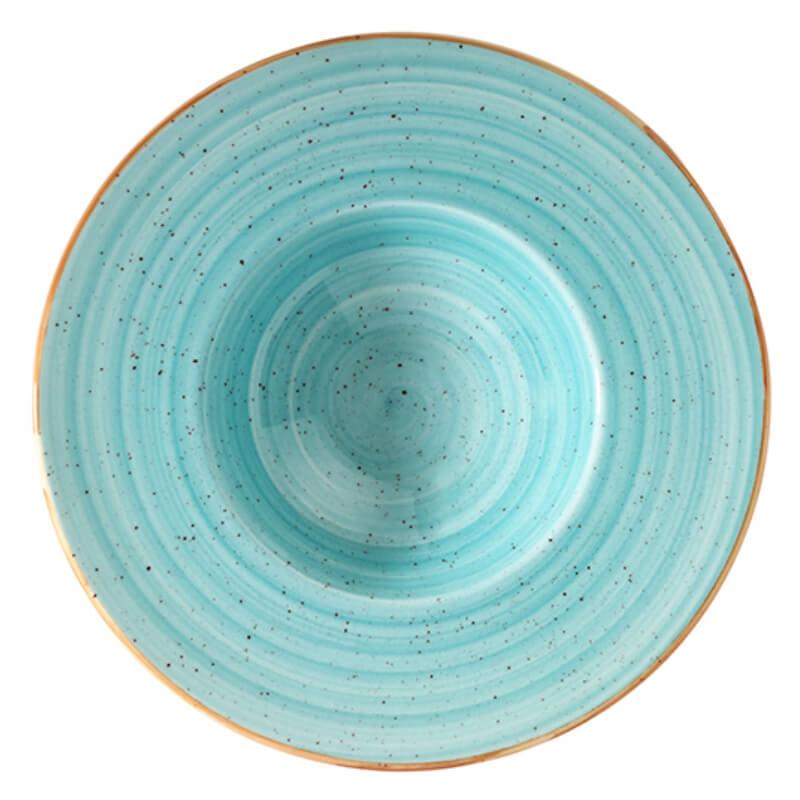 Pastatallrik Bonna Aqua 28 cm