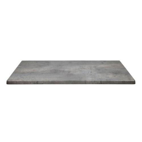 Bordsskiva 110x70cm, concrete, topalit.