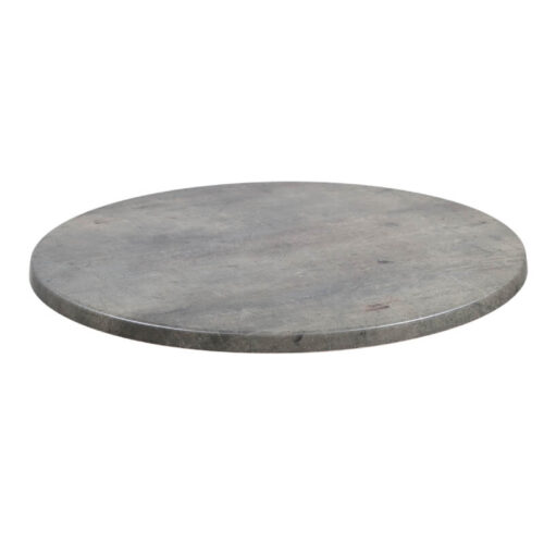 Bordsskiva 70 cm, concrete
