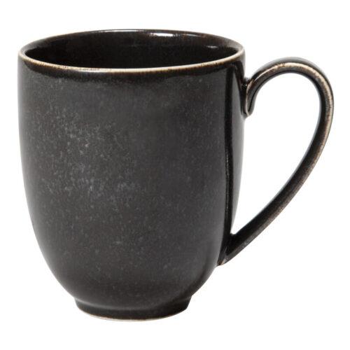 Mugg 35 cl Rhea, Brun/svart