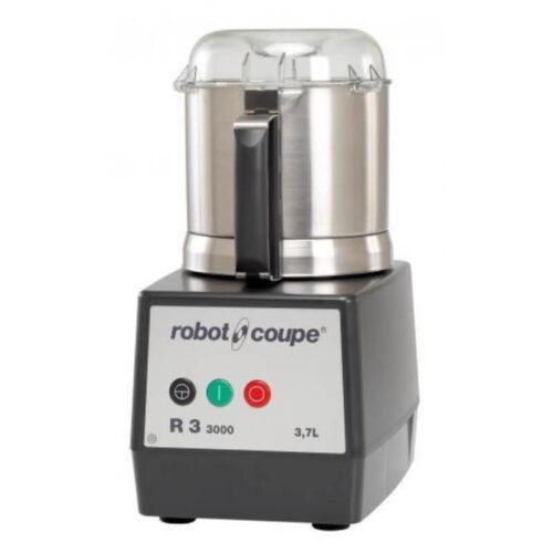 Snabbhack Robot Coupe R3, 3000 rpm