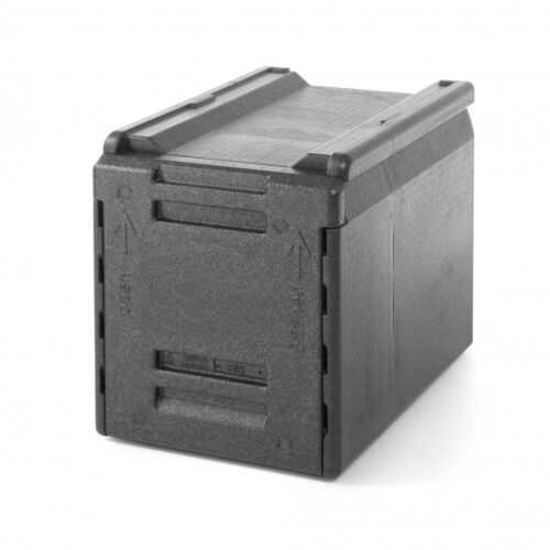 Thermobox svart 66 Liter GN1/1